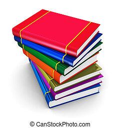 szín, hardcover, előjegyez, kazal