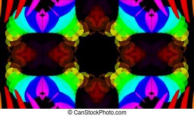 szín, motívum, esküvő, virág, lótusz