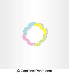 színes, ügy, fény, elvont, aláír, jel, ikon