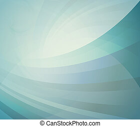 színes, elvont, ábra, állati tüdő, vektor, áttetsző