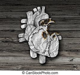 szív betegség