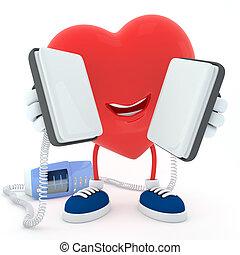 szív, defibrillator