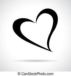 szív, icon.