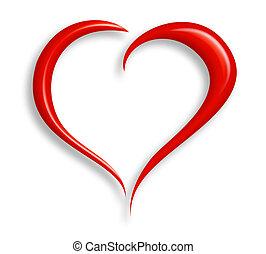 szív, szeret