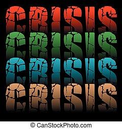 szó, krízis