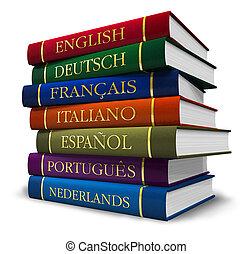 szótárak, kazal