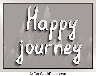 szöveg, dolgozat, utazás, boldog
