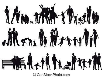 szülők, család