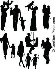 szülők, gyerekek