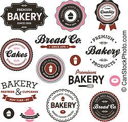 szüret, pékség, elnevezés