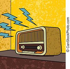 szüret rádió