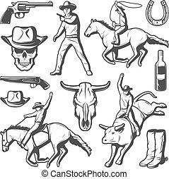 szüret, rodeó, alapismeretek, állhatatos