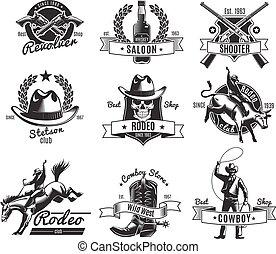 szüret, rodeó, elnevezés, fekete