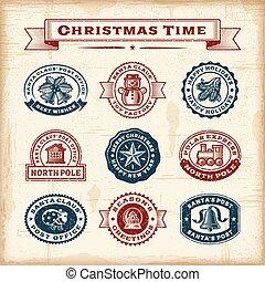 szüret, topog, állhatatos, karácsony