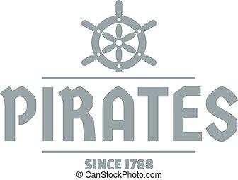 szürke, mód, egyszerű, hajó, kalóz, jel