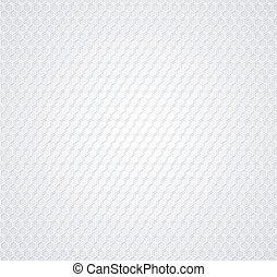 szürke, white háttér, átlyuggatott díszítés