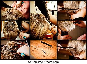 szőr mód