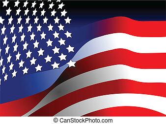 szabadság nap, július, egyszínű, %u2013, 4