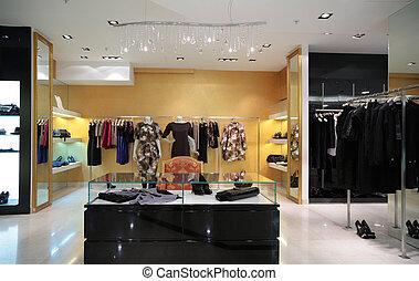 szakasz, ruházat bevásárlás, női