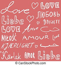 szavak, szeret, szöveg