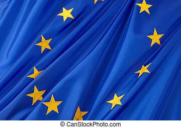 szegényház lobogó, európai