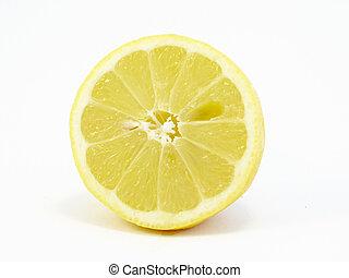 szelet, citrom