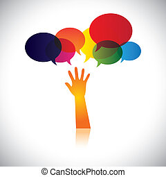 személy, is, fogalom, lehangol, segély, emberek, ez, szeret, elvont, keres, vektor, kívánság, s a többi, vagy, grafikus, segítség, őt előad, törődik, eltart, soccour, assistance.