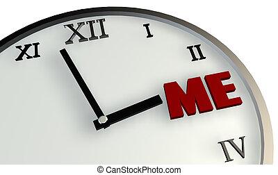 személyes időmérés