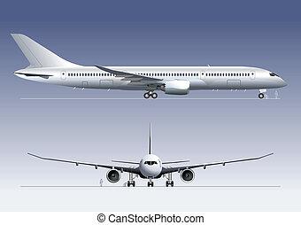 személyszállító hajó, álmodik, boeing-787