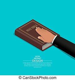 szent bible, eskü