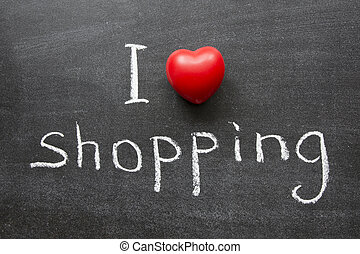 szeret, bevásárlás