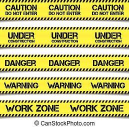 szerkesztés, figyelmeztet, magnószalag
