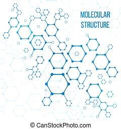 szerkezet, vektor, becikkelyezés, molekuláris, vagy, alapismeretek, szerkezeti