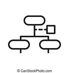 szervezet, diagram