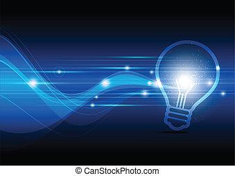 szikrakeltés, lámpa, elektromos