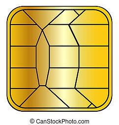 szilánk, creditcard