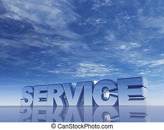 szolgáltatás