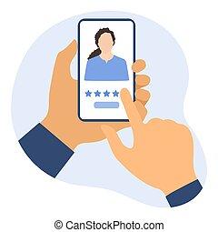 szolgáltatás, orvos, orvosi, online, értékelés, healthcare