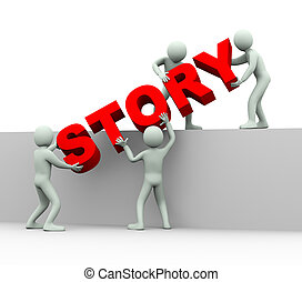 sztori, fogalom, -, 3, emberek