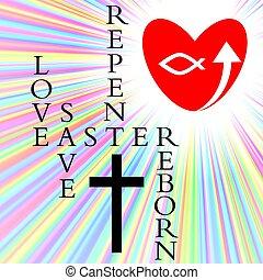 sztori, húsvét