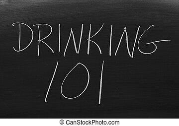 tábla, ivás, 101