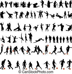 táncol, sport, állhatatos