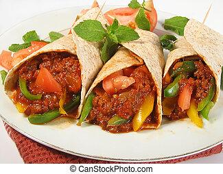táplálék mexican