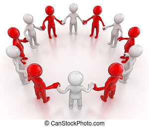 társadalmi, emberek, csoport, hálózat