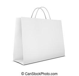táska, bevásárlás