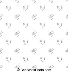 tél, pattern., vektor, háttér, icon., egyenes, felteker, lineáris
