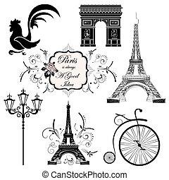 téma, állhatatos, franciaország