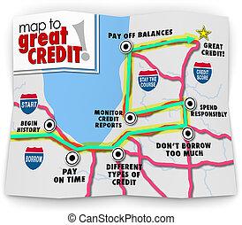 térkép, nagy, értékelés, kölcsönad, kölcsönkér, hitel, bemetsz, hétfő, fizetés, történelem