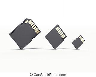 törzsszolgálat, micro, kártya, adapter