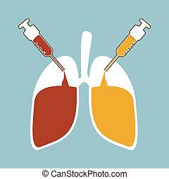 tüdő, felépülés